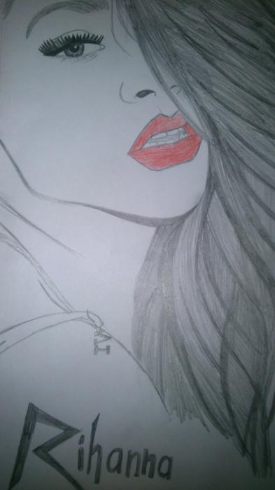 Rihanna par maite59